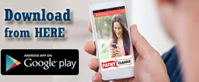 Patny Classes Mobile App Download